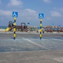 חוף הנכים ראשון לציון נגישות
