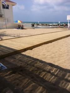 חוף גליל גליל שביל נגישות