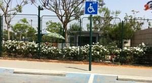 פארק כפר סבא נגישות